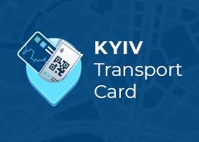 Мобильное приложение Kyiv Transport Card