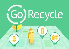 эко-приложение goRecycle
