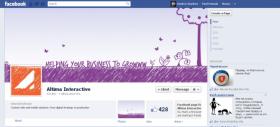Altima Web Systems» Архив блога » Timeline для корпоративных профилей в Facebook